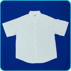Camasa cu maneca scurta, FOARTE FRUMOASA, bumbac, C&A _ baieti |11-12 ani | 152, Marime: Alta, Culoare: Bleu