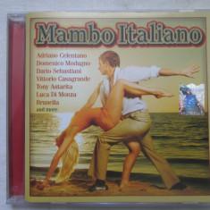 Various - Mambo Italiano CD, Romania - Muzica Pop roton