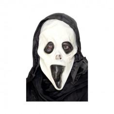 Masca Scream cu Gluga - Carnaval24 - Costum petrecere copii