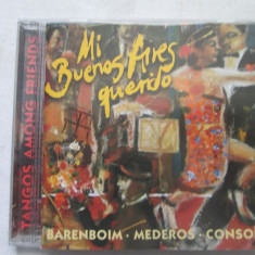 Various - Mi Buenos Aires Querido - Tangos Among Friends CD, Germania - Muzica Latino Altele