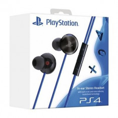 Casti Gaming In-Ear Sony Ps4 - Casca PC