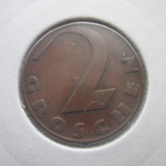Austria   2 groschen   1925
