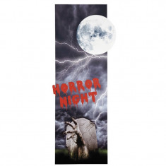 Banner decorativ Horror Halloween 1, 6 m - Carnaval24 - Decoratiuni petreceri copii