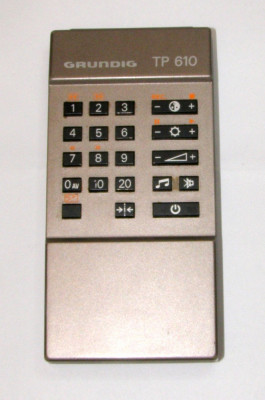 Telecomanda originala Grundig TP610(172) foto
