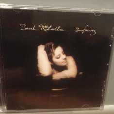 SARAH McLACHLAN - SURFACING (1997/Arista/Germany) - CD NOU/Sigilat/Original/Pop - Muzica Pop