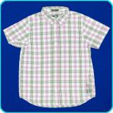 Camasa cu maneca scurta, FRUMOASA, bumbac H&M → baieti | 11—12 ani | 146—152 cm