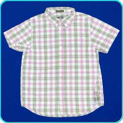 Camasa cu maneca scurta, FRUMOASA, bumbac H&M → baieti   11—12 ani   146—152 cm foto