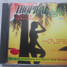 Various - Tropical Nights CD, Olanda - Muzica Chillout