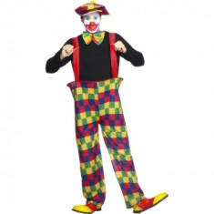 Costum de Clovn - Adulti M - Carnaval24