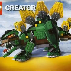 LEGO 4998 Stegosaurus