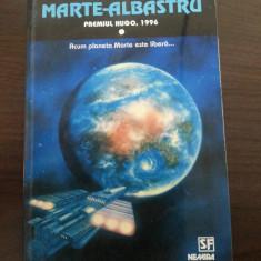 MARTE-ALBASTRU - Kim Stanley Robinson - Nemira, 2000, 364 p.