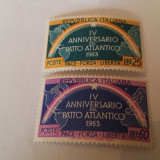 Italia 1953 nato/ serie mnh/ 25 Euro - Timbre straine, Nestampilat