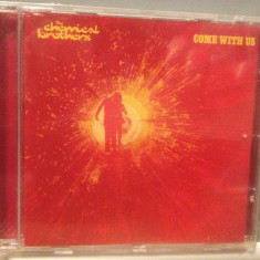 THE CHEMICAL BROTHERS - COME WITH US (2002/ Virgin/Holland) - CD NOU/Sigilat - Muzica Rock virgin records