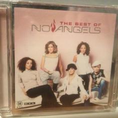 NO ANGELS - THE BEST OF (2003/UNIVERSAL/GERMANY) - CD NOU/Sigilat/Original - Muzica Dance universal records