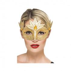 Masca Regala romana aurie - Carnaval24 - Costum petrecere copii