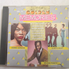 Various - Golden Memories vol.12 CD, UK - Muzica Rock & Roll Altele