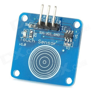 Senzor digital touch sensor capacitive touch switch module Arduino Raspberry