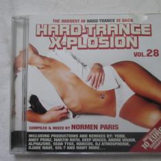 Normen Paris – Hard-Trance X-Plosion Vol. 28 CD, Germania - Muzica House Altele