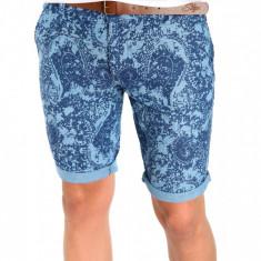 Pantaloni scurti tip ZARA + CUREA MARO CADOU - SUMMER EDITION - 6384 - Bermude barbati, Marime: 32, 33, 36, Culoare: Din imagine