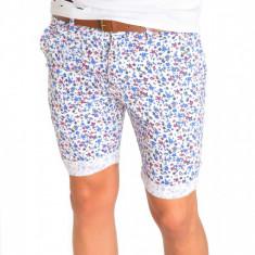 Pantaloni scurti tip ZARA + CUREA MARO CADOU - SUMMER EDITION - 6383 - Bermude barbati, Marime: 30, 31, 32, 33, 34, 36, Culoare: Din imagine