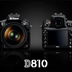Nikon D810 - Nou Sigilat - DSLR Nikon