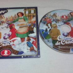 CD COLINDE DE CRACIUN ORIGINAL NOVA MUSIC
