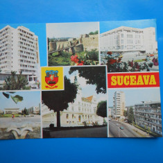 HOPCT 17720 SUCEAVA -JUD SUCEAVA -NECIRCULATA - Carte Postala Bucovina dupa 1918, Printata