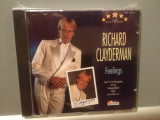 RICHARD CLAYDERMAN - FEELINGS (1988/ SPECTRUM/ RFG) - CD NOU/Sigilat/Original, universal records