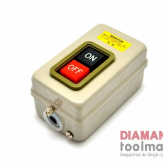 BUTON COMANDA 500V 3.7KW - Intrerupator