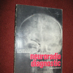 Neuroradio diagnostic – Corneliu Aldescu - Vol.1 - Craniul si continut - Carte Neurologie