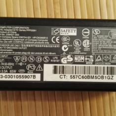 Alimentator Incarcator Compaq 18, 5V 3, 5A PPP009H - Incarcator Laptop Compaq, Incarcator standard