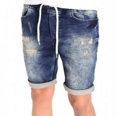 Blugi tip Zara fashion - blugi barbati blugi slimfit blugi conici - cod 6372, Marime: 30, 31, 32, 33, 34, 36, Culoare: Din imagine
