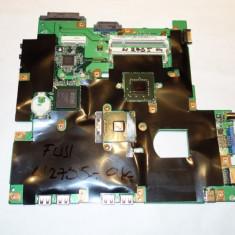 Placa de baza Fujitsu Siemens Li2735 - perfect functionala - intel ! - Placa de baza laptop Fujitsu Siemens, DDR2, Contine procesor