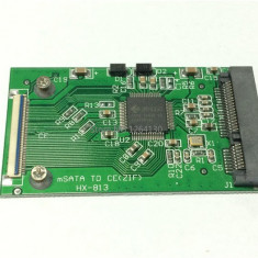 Adaptor mini SATA la ZIF 40pin