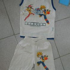 Set de doua piese de joaca baieti, pijama, Bakugan. Marimea 104 cm, 3-5 ani, Marime: 30, Culoare: Din imagine
