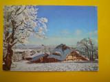 HOPCT 17244  MUNTII SEMENIC -HOTEL GOZNA / IARNA -JUD CARAS SEVERIN-NECIRCULATA
