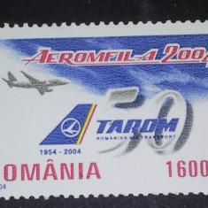 Romania 2004-LP 1646-Tarom 50 ani existenta, nestampilat - Timbre Romania