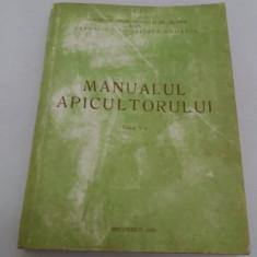 MANUALUL APICULTORULUI ,EDIȚIA A V-A, 1983, ASOCIAȚIA CRESCĂTORILOR