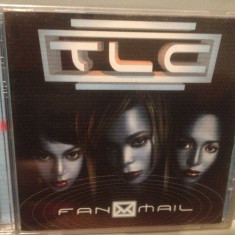 TLC - FANMAIL(1999 /ARISTA / Germany) - CD NOU/Sigilat/Original/Soul - Muzica Dance