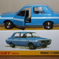 Macheta Renault 12 Gordini - Dinky Toys - Macheta Aeromodel
