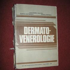 DERMATO-VENEROLOGIE - AL.COLTOIU - Carte Dermatologie si venerologie