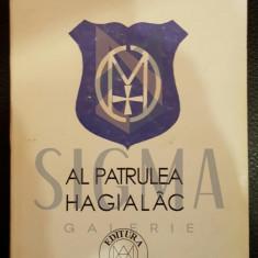 VASILE LOVINESCU - AL PATRULEA HAGIALAC, 1996 - Carte de aventura