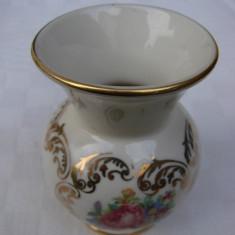 Frumoasa vaza din portelan pictata manual, Decorative