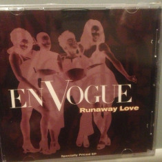 EN VOGUE - RUNAWAY LOVE (1993/ATLANTIC /GERMANY) - CD NOU/Sigilat/Original - Muzica Pop warner