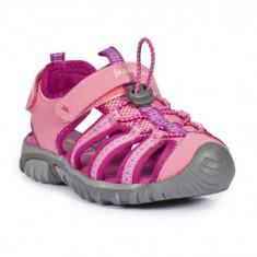 Sandale pentru copii Trespass Nantucket Cotton Candy (UCFOBEL10002 ) - Sandale copii, Marime: 28, 29, 31, 32, 33, 35, Culoare: Roz