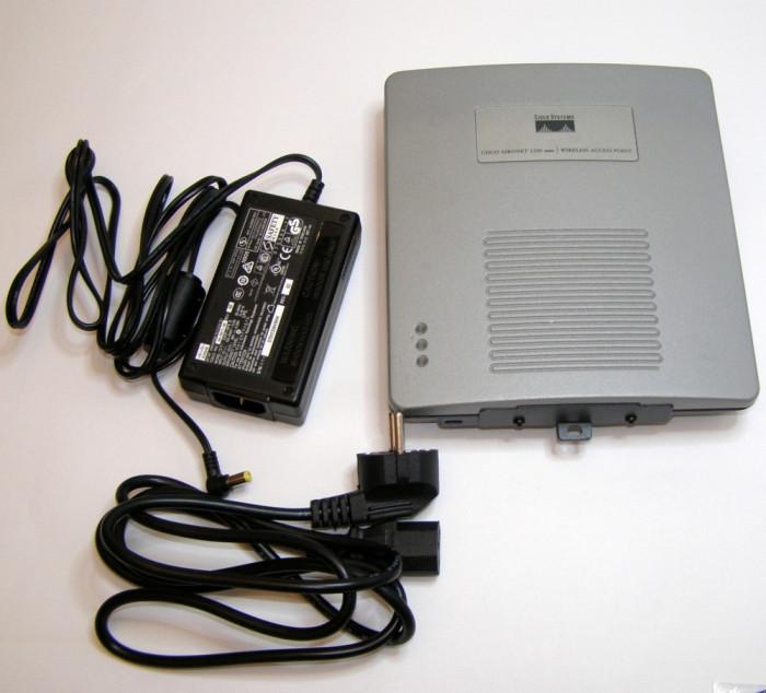 Acces point Cisco Aironet 1200 AIR-AP1231G-A-K9(229)