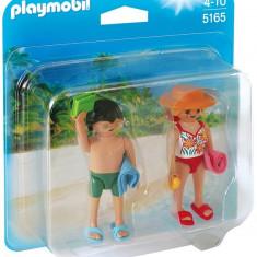 Set 2 Figurine - Oameni La Plaja Playmobil
