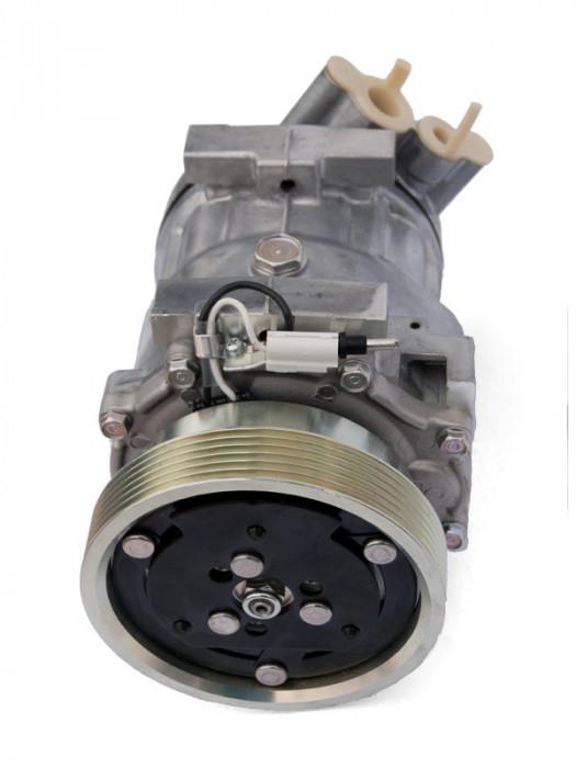 Compresor AC Dacia Logan 1.4 1.6 benzina Renault Clio 2 Megane Espace 3 Kangoo Symbol 1.6 i 1.6 i 16V foto mare