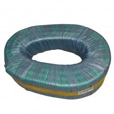Furtun SPC cu arc VERDE interior 35 grosime 3mm