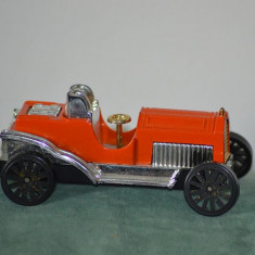 Macheta masinuta de epoca, metal si plastic, 9x4x4cm - Macheta auto Hot Wheels